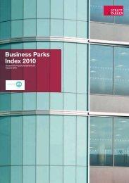 Business Parks Index 2010