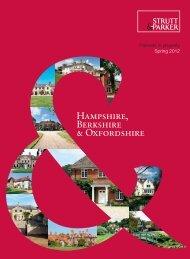 Hampshire Berkshire & Oxfordshire