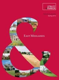 EAST MiDLANDS - Strutt & Parker