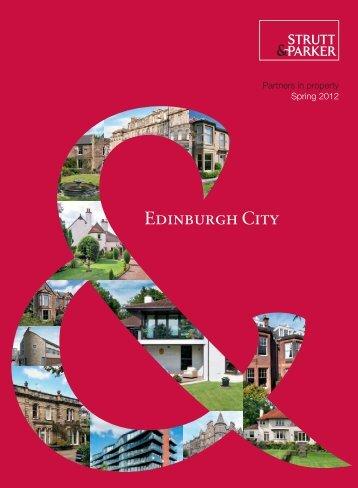 Edinburgh City - Strutt & Parker