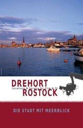 DREHORT ROSTOCK - Aktuelles