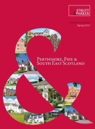 Perthshire Fife & South East Scotland