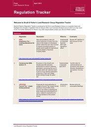 Regulation Tracker