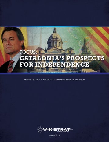 Catalonia's Prospects for Independence