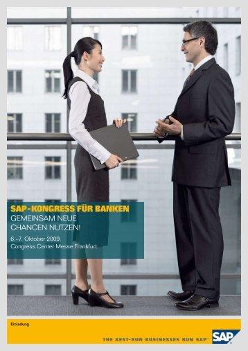 SAP-KONGRESS FÜR BANKEN - Strike Consulting