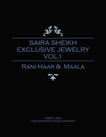 Saira Sheikh Exclusive Jewelry - Rani Har and Maala.pdf