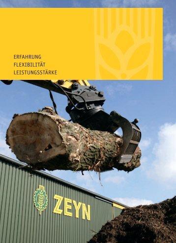 Mobile und stationäre Umwelttechnologie Zerkleinern ... - Zeyn