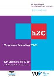 Masterclass Controlling FAMO