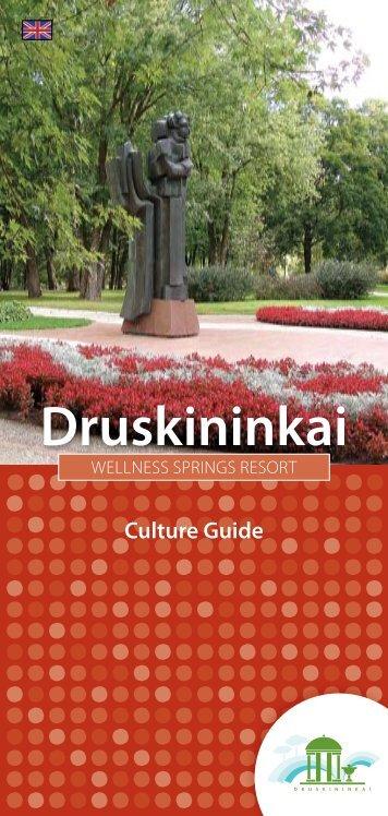 Culture Guide Druskininkai