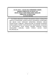 01/01/2012 – 30/06/2012 dönem ne l şk n garant ... - Garanti Emeklilik