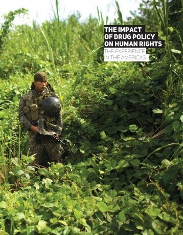 The Impact of Drug Policy on Human Rights