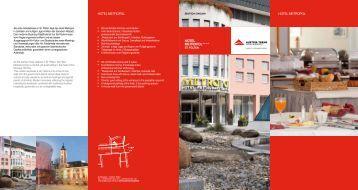 HOTeL MeTROPOL HOTeL MeTROPOL HOTEL - Austria Trend ...