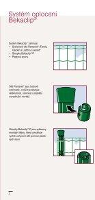 Bekaclip® -P - Ploty Betafence - Page 3
