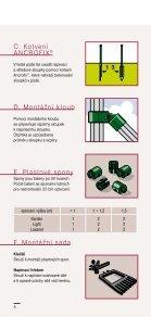 Bekaclip® -P - Ploty Betafence - Page 5