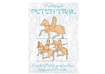 PICTISH TRAIL - The Highland Council