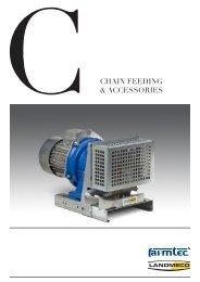 CHAIN FEEDING & ACCESSORIES - Farmtec