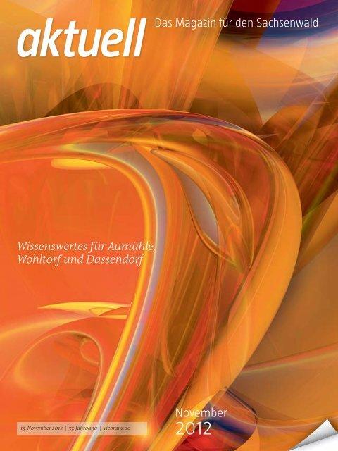 November 2012 - Geesthachter Anzeiger