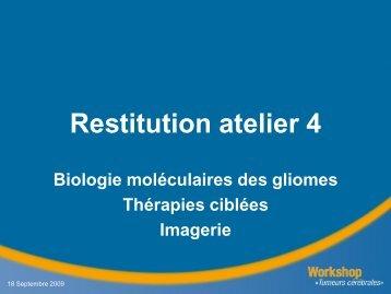 Mutation d'IDH1