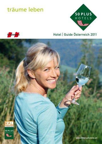 Hotel | Guide Österreich 2011 - 50plus Hotels