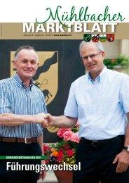 Mühlbacher Marktblatt 02/2010 (1,90 MB)
