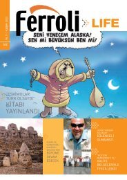 Ferroli Life Dergisi Sayı:22