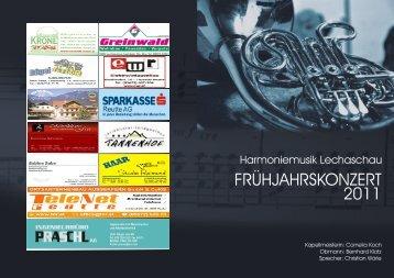 Harmoniemusik Lechaschau - Ausserferner Musikbund