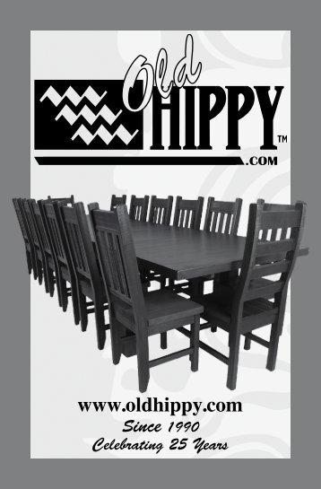 Old Hippy 2015 Catalog