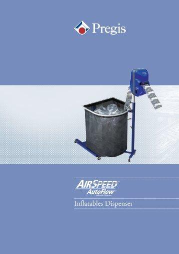 Inflatables Dispenser - Dekker Packaging