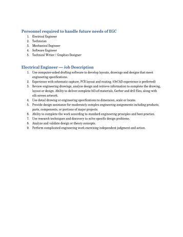 Controls Technician Job Description - Gse.Bookbinder.Co