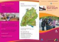 aktueller Hausprospekt - Jugendherberge Bad Urach