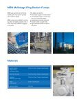 MBN Multistage Ring Section Pumps - Page 3