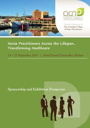 Sponsorship and Exhibition Prospectus