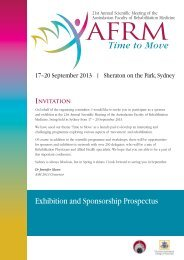 Exhibition and Sponsorship Prospectus