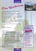Reisetermin - Ufer Touristik - Page 2