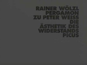 Pergamon - Rainer Wölzl