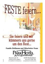 Familie Hoffmann und Mitarbeiter-Team - Hotel & Restaurant ...