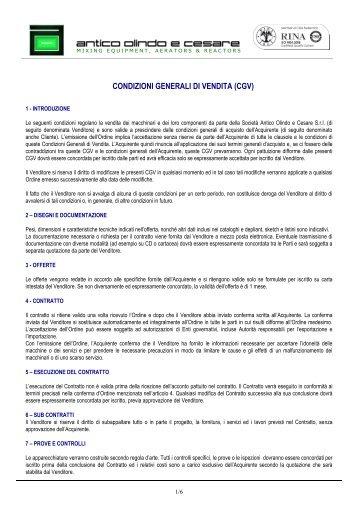 Condizioni generali di assicurazione polizza assicurazioni for Allianz condizioni generali di assicurazione