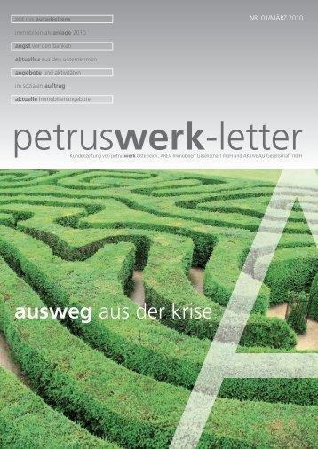 angst - Petruswerk
