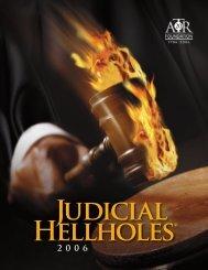 Judicial Hellholes