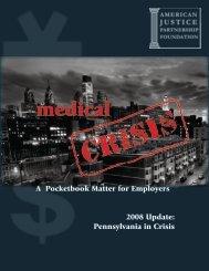 Medical Crisis - Center for America
