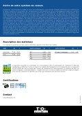 Déclaration Environnementale Produit - Page 2