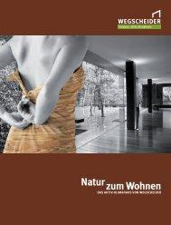 zum Wohnen Natur - Holzbau Wegscheider