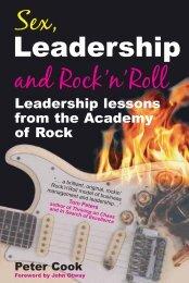 Leadership and Rock'n'Roll