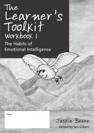 The Habits of Emotional Intelligence