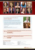 Australia's most prestigious women's leadership event - Page 3