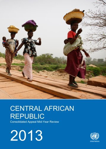 Central African Republic 2013, Mid-Year Review