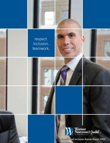 respect inclusion teamwork