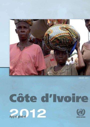 UNICEF 2011