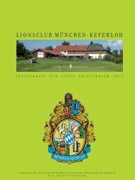 IT ist überall. - Lions Clubs International - Distrikt 111 - Bayern Süd