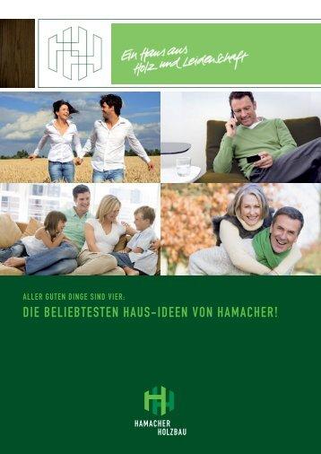 Hamacher Holzbau hamacher magazine